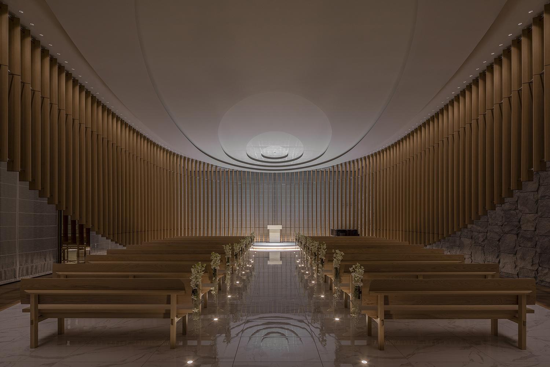 Spot light to the altar Kenji Masunaga