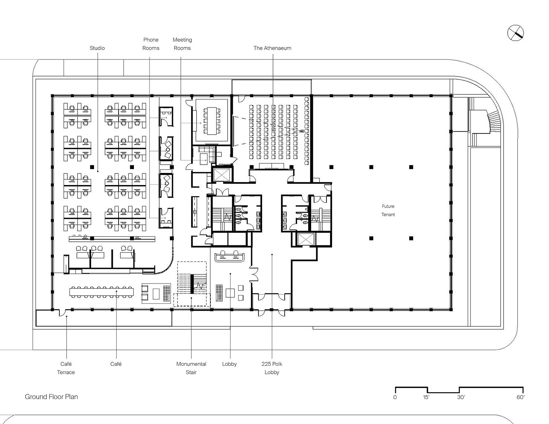 Ground Floor Plan HASTINGS}
