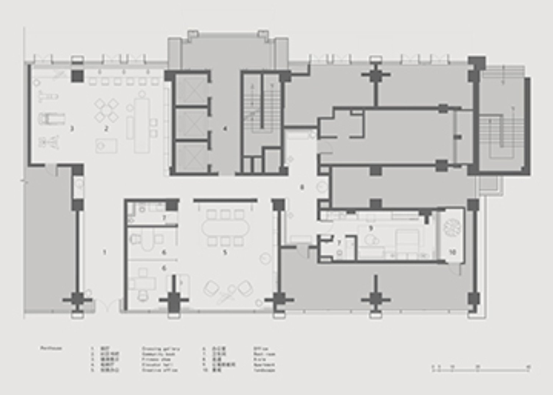 Floor Plan NTA design}