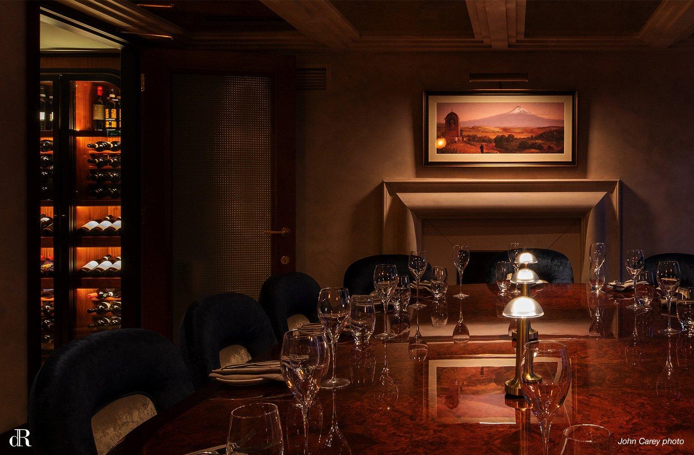 NORMA Restaurant John Carey photo