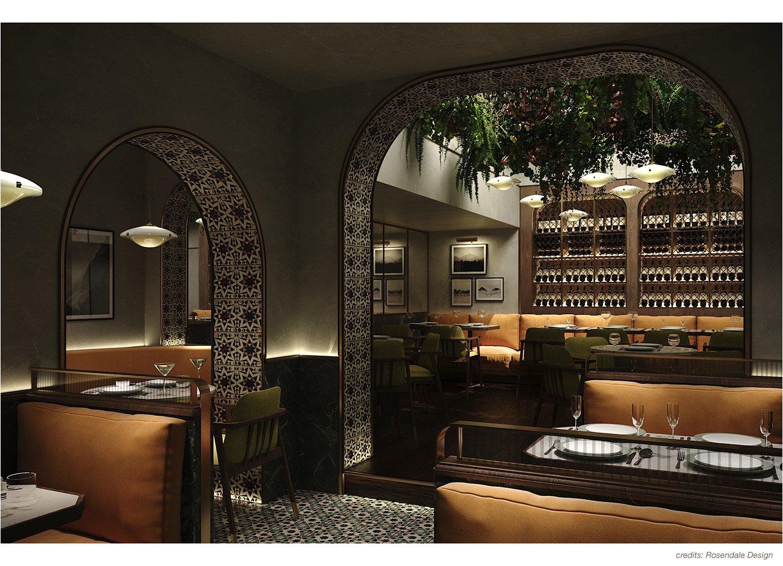 NORMA Restaurant Rosendale Design}