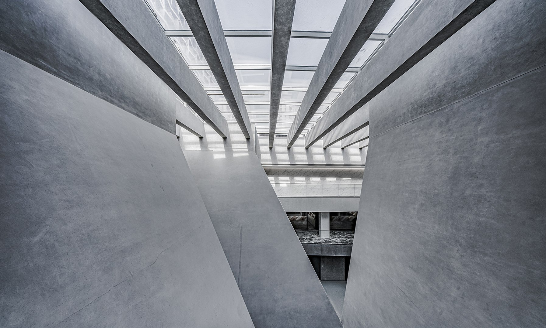 Office level Atelier Alter Architects