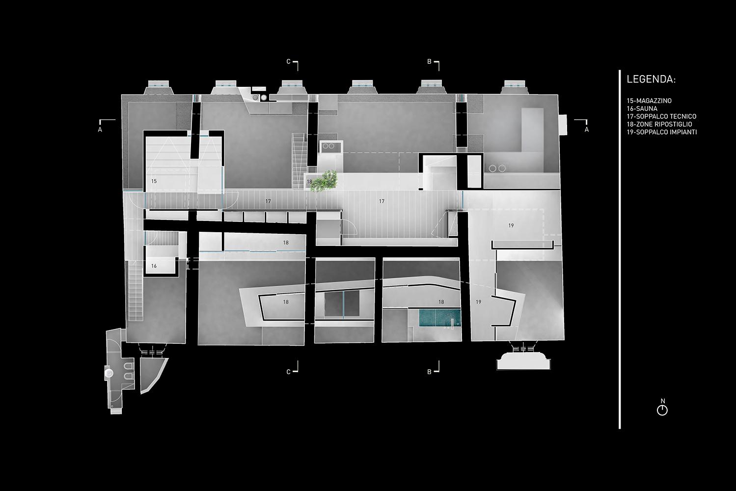 Loft Rieti Nemesi Architects}
