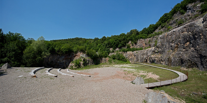 natural amphitheatre Filippo Simonetti