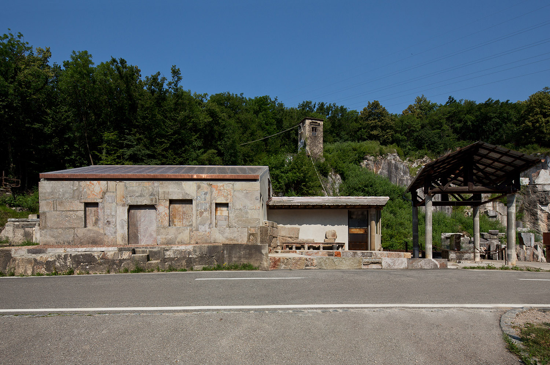 quarry workshop Filippo Simonetti
