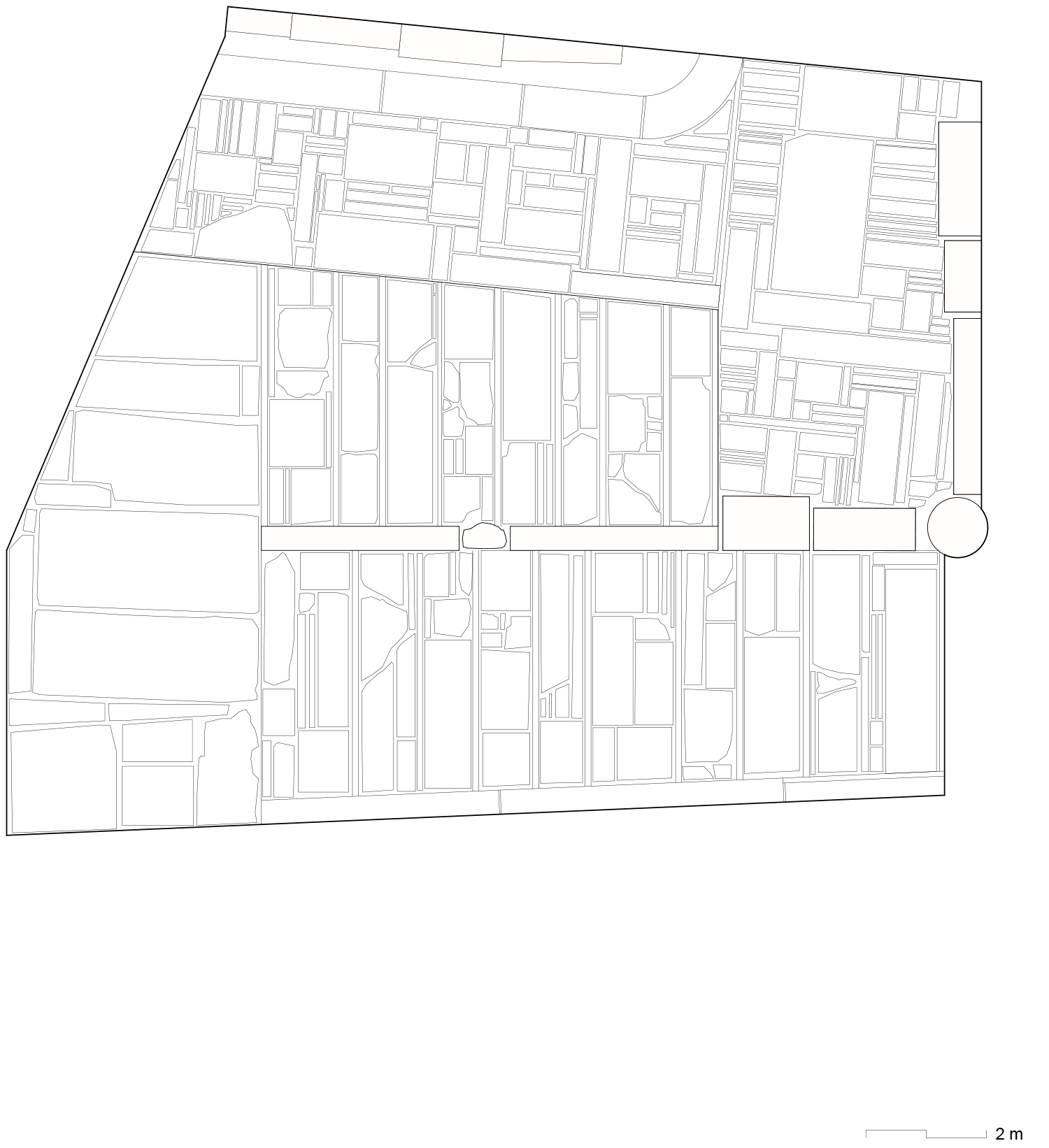 Quarry Workshop_new entrance ramp Enrico Sassi Architetto}