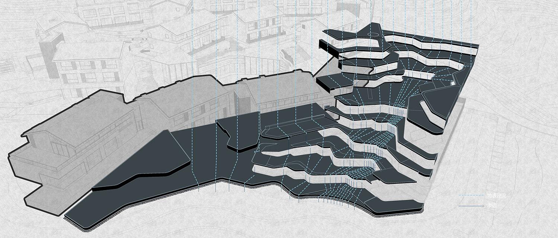 Drainage system gad · line+ studio}