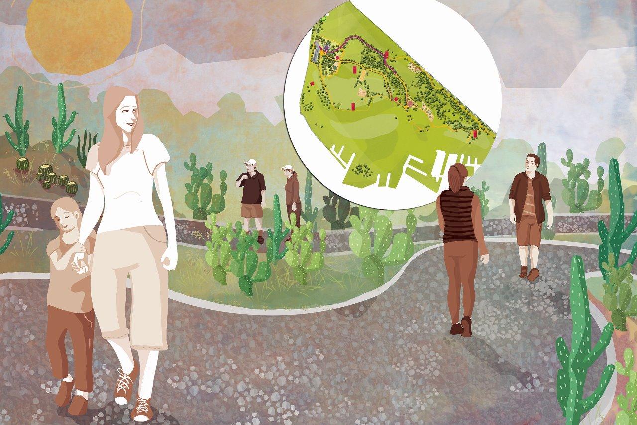 Cactus Garden Tania Juarez