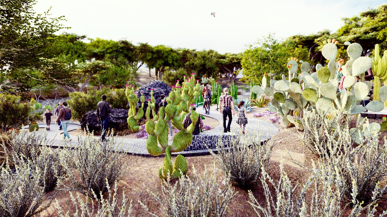 Garden Ricardo Valdes