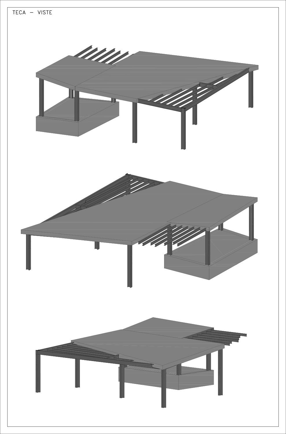 Concept padiglione e teca arch. Fabrizio Cassibba arch. Valentina Careri}