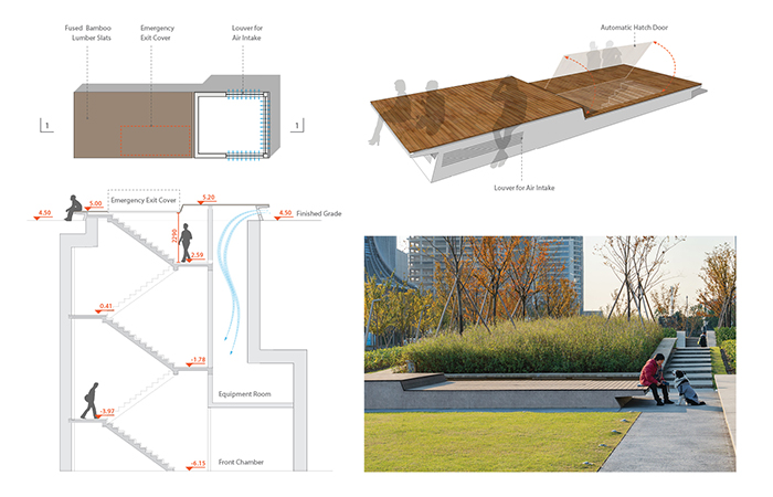 Site Furniture Design Insaw Photography, Sasaki}