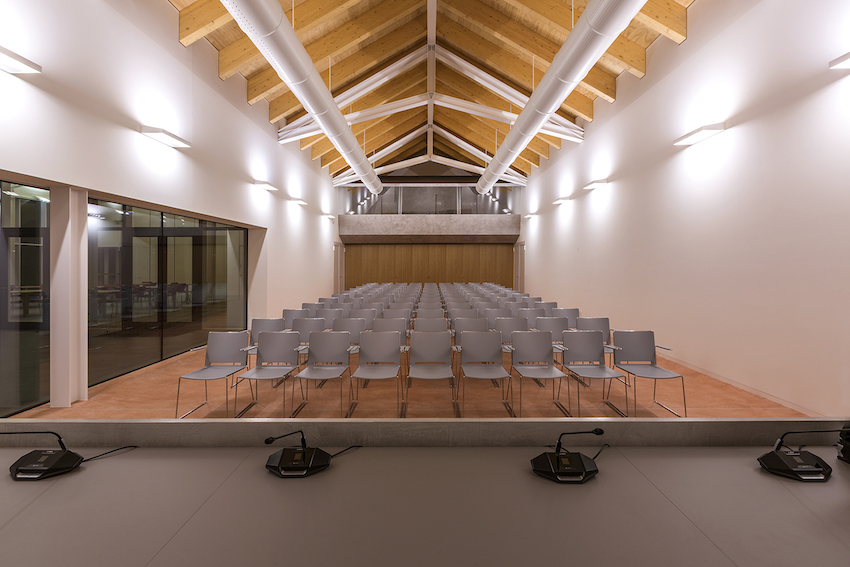 sala conferenze Elia Falaschi