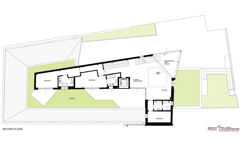 second floor roccatelier associati}