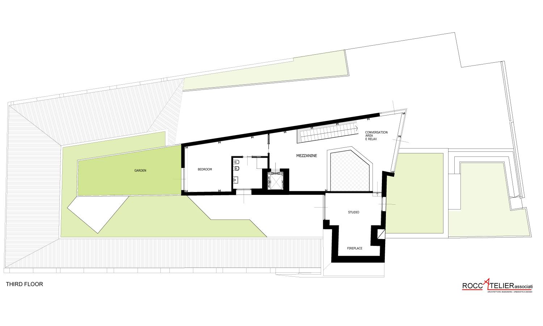 Third floor roccatelier associati}