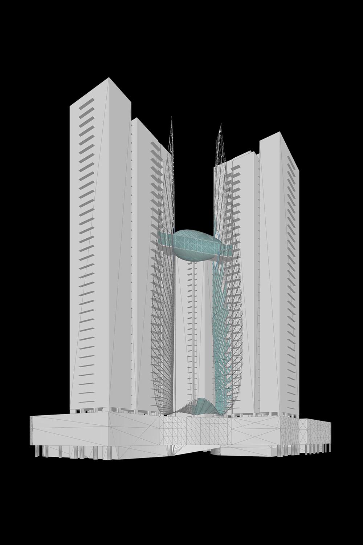 Yun Xi Jin Ting Sale Center Nemesi Architects}