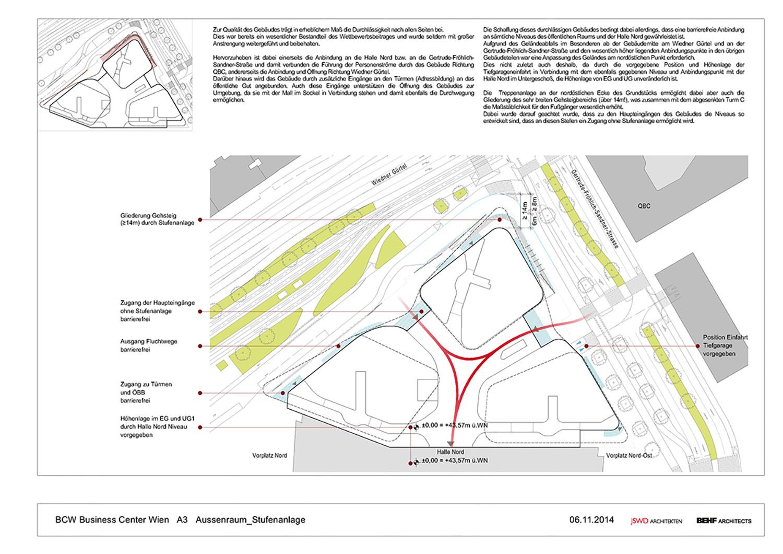 THE ICON / urban planning surrounding BEHF Architects}