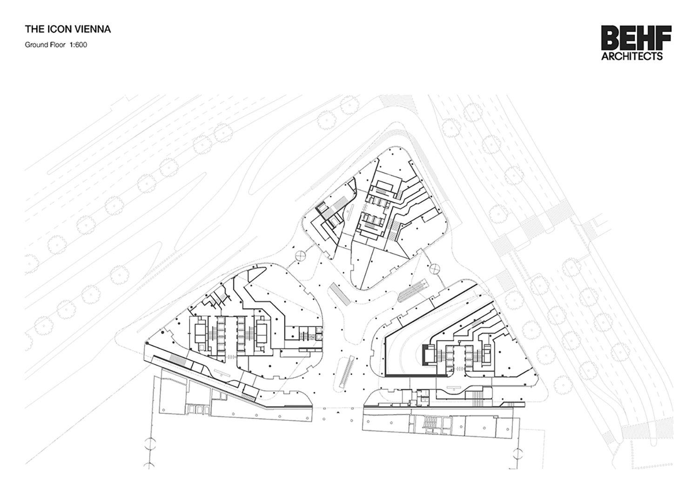 THE ICON / Ground Floor BEHF Architects}