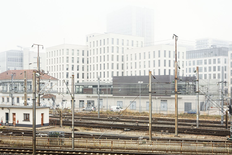 "Urban context of ""Nancy Grand Coeur"" Takuji Shimmura"