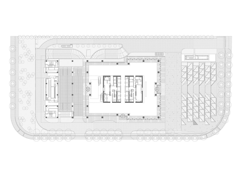 Site Plan KRIS YAO | ARTECH}
