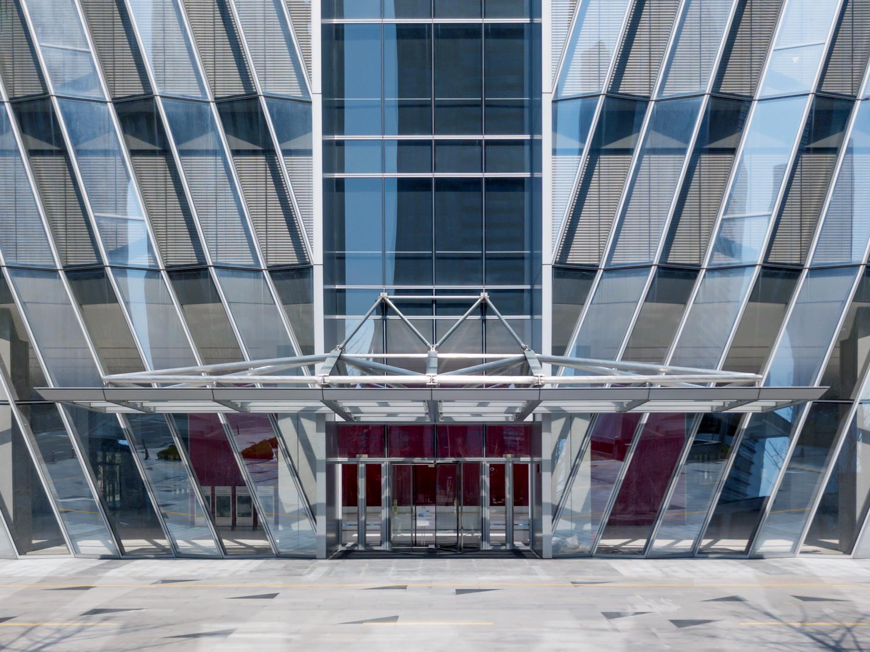 Entrance Canopy Fei-Chun Ying