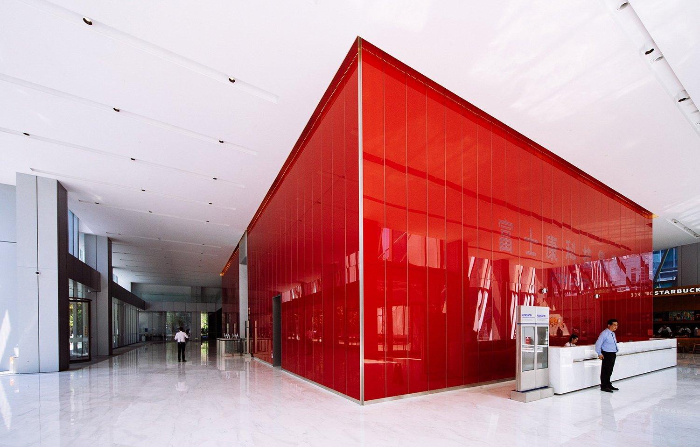Entrance Lobby Fei-Chun Ying