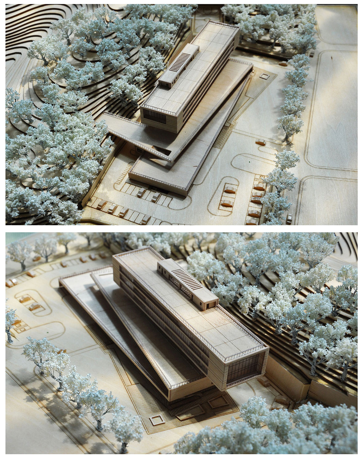 Model the Architectural Design and Research Institute of Zhejiang University Co., Ltd}