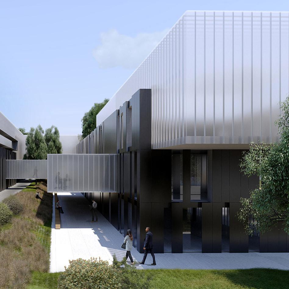 La fabbrica trasparente -render 10 Salvatore Terranova Architetto