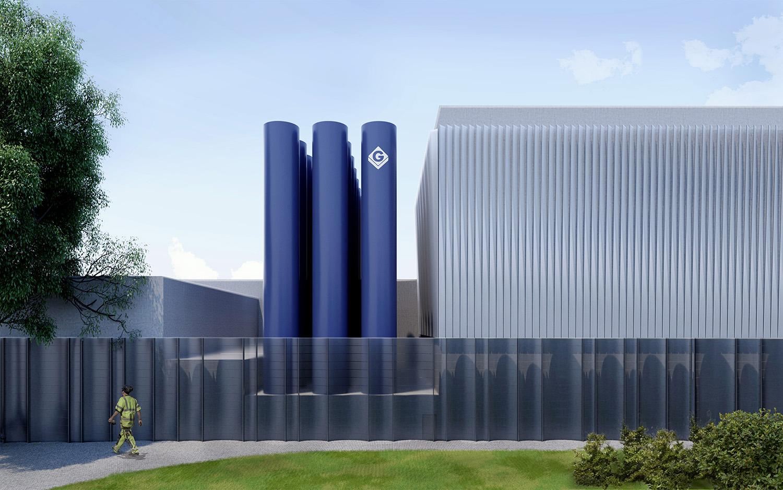 La fabbrica trasparente -render 3 Salvatore Terranova Architetto