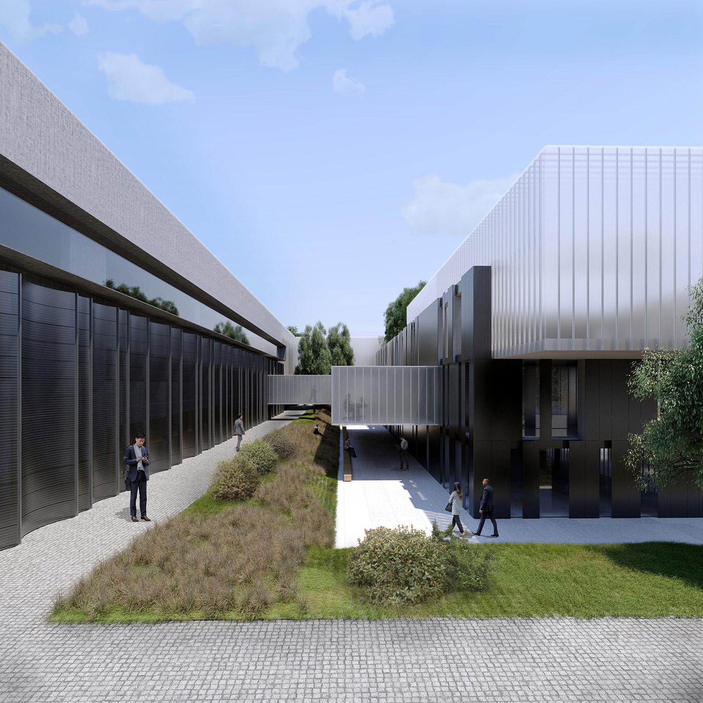 La fabbrica trasparente -render 4 Salvatore Terranova Architetto