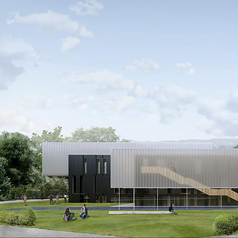 La fabbrica trasparente -render 6 Salvatore Terranova Architetto