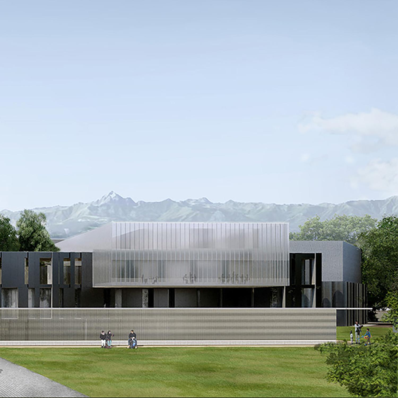 La fabbrica trasparente -render 7 Salvatore Terranova Architetto