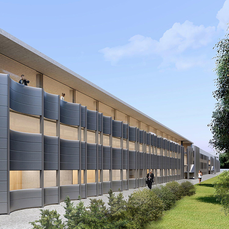 La fabbrica trasparente -render 8 Salvatore Terranova Architetto