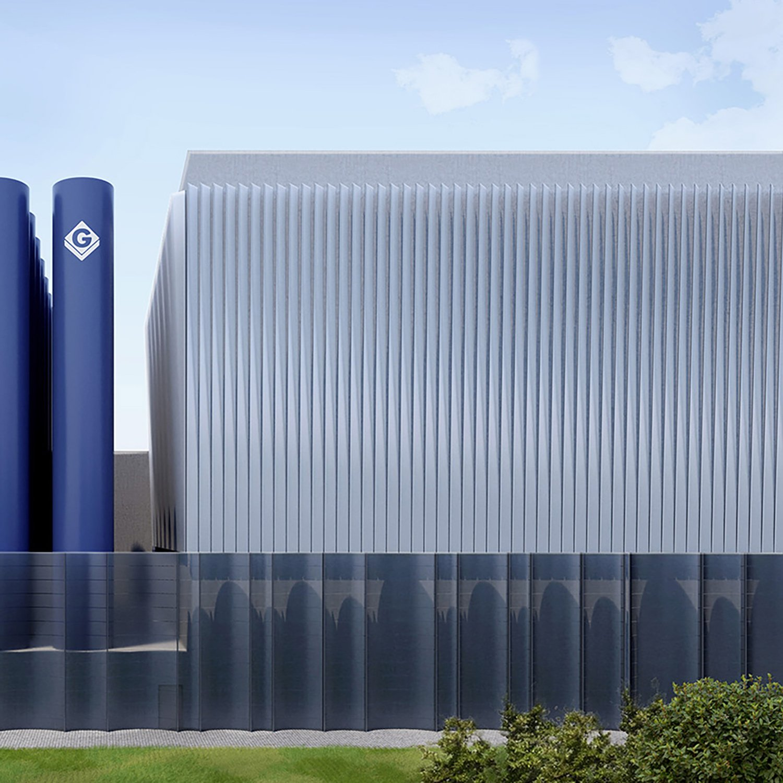La fabbrica trasparente -render 9 Salvatore Terranova Architetto