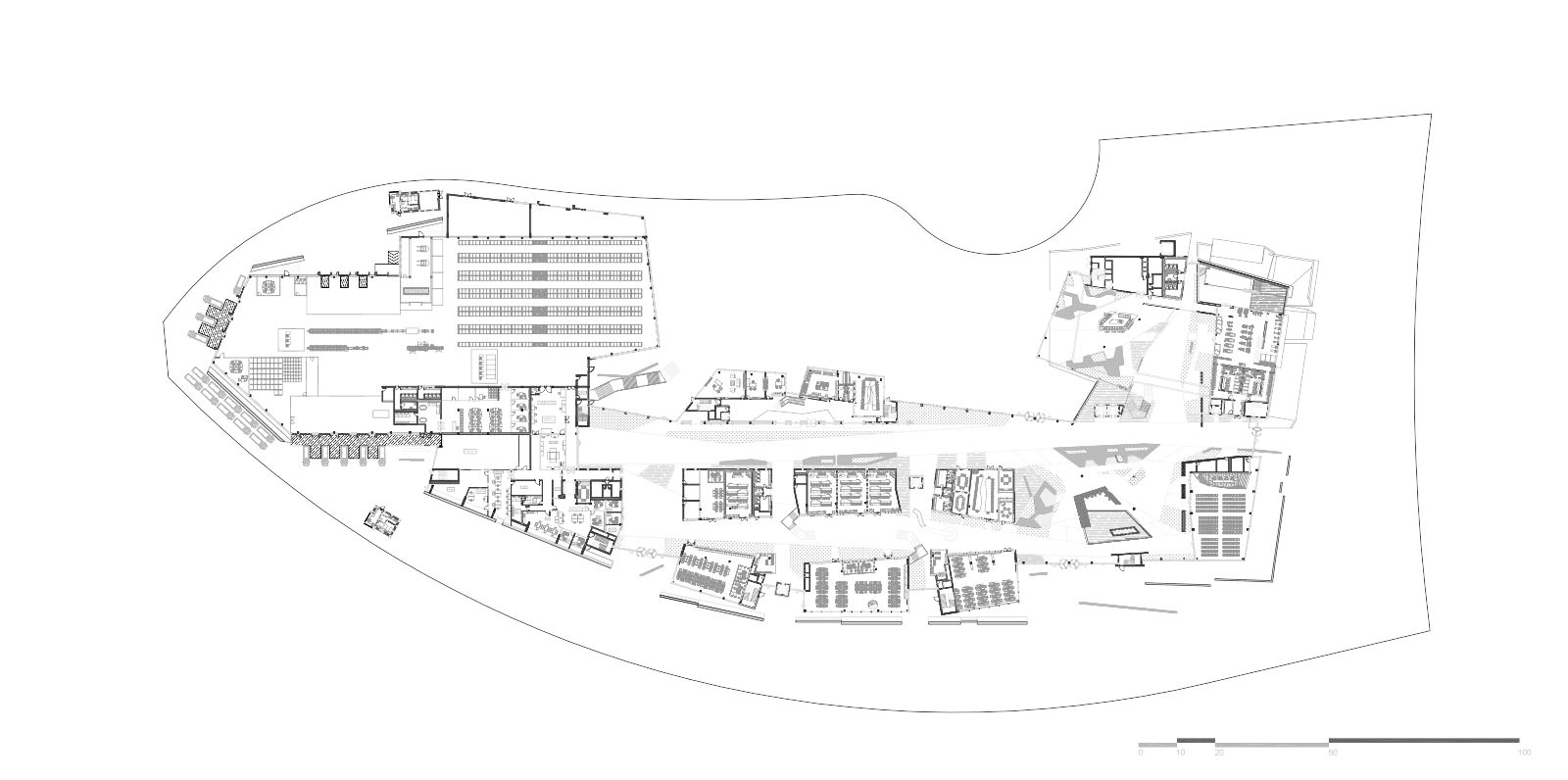 Ground floor plan MMA Projects}