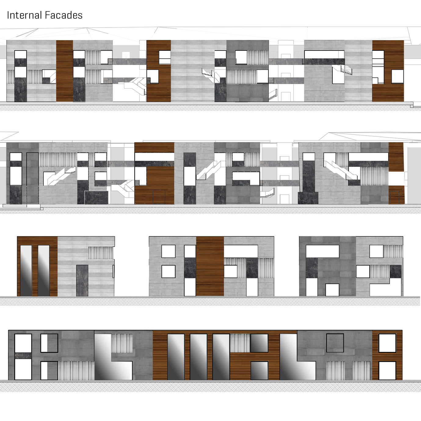 Internal elevations MMA Projects}