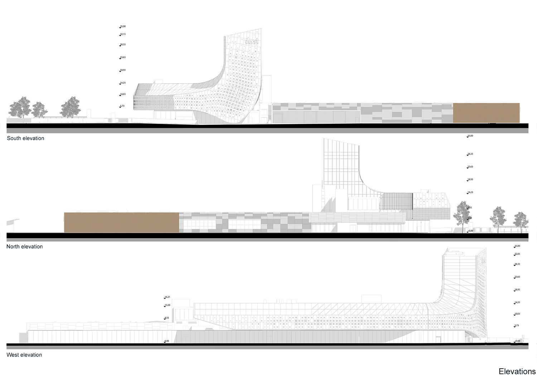Prospetti monovolume architecture + design}