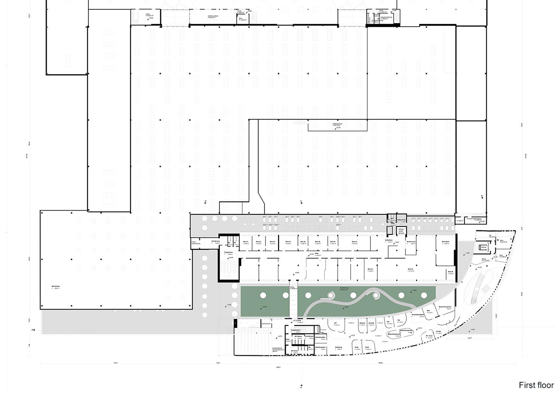 Primo piano monovolume architecture + design}