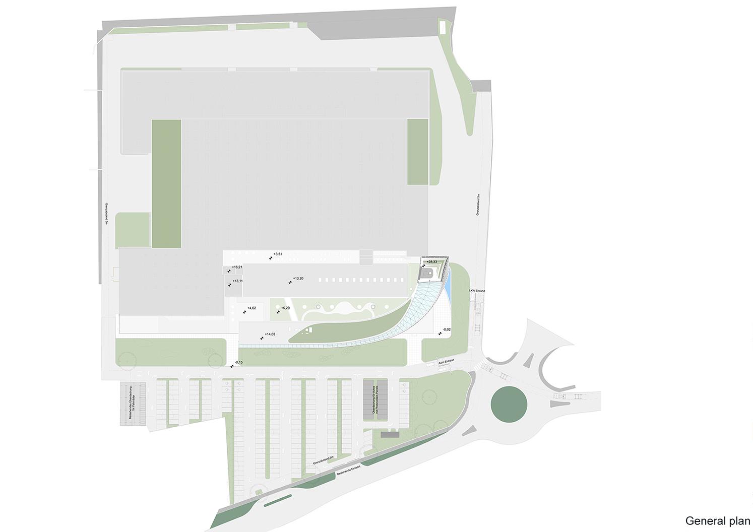 Planimetria monovolume architecture + design}