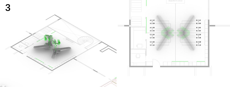 ButterflyTable process diagrams 9Studio Design Group}