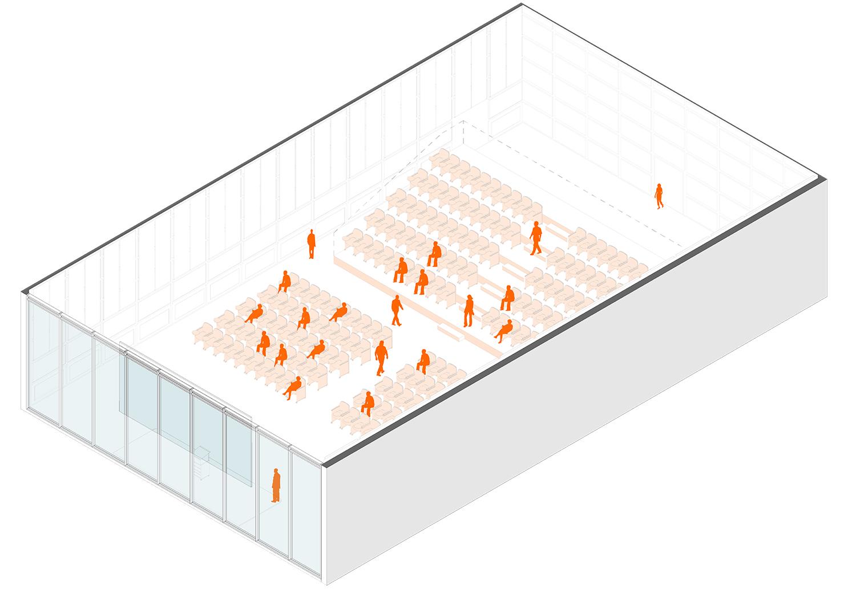 Schemi Flessibilità Auditorium_02 ATIproject}