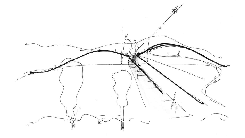 HQ Welcome - Sketch di progetto 01 ATIproject