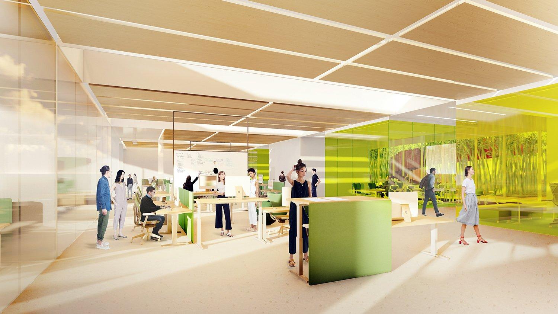 Vista Interna - Workspace ATIproject