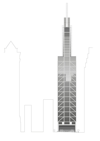 Elevation Foster + Partners}