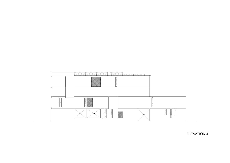 Left elevation IDIN Architects}