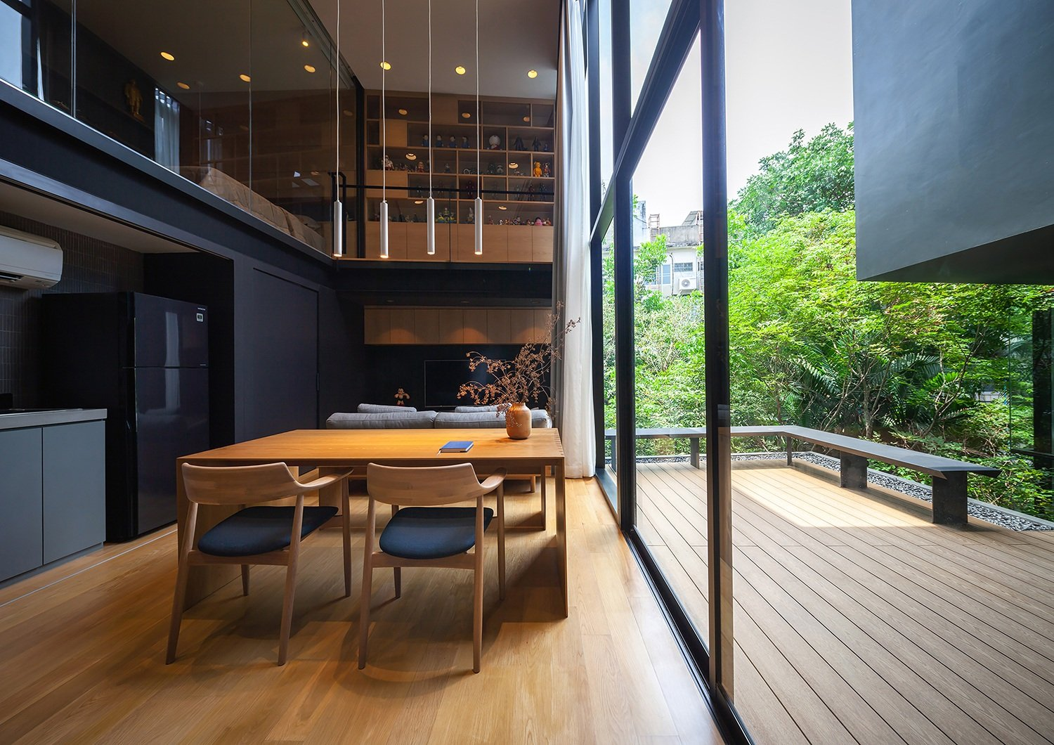 Private residential space Spaceshift