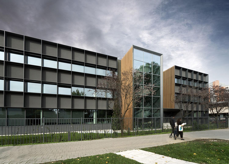 The New Headquarters Ph. Andrea Martiradonna
