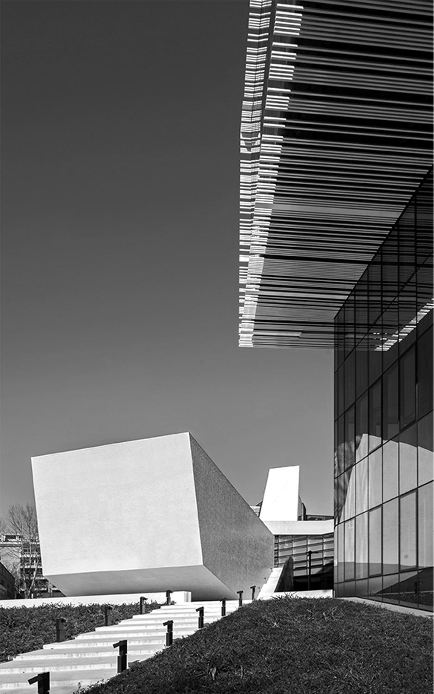 Esterni_Auditorium Manuela De Micheli