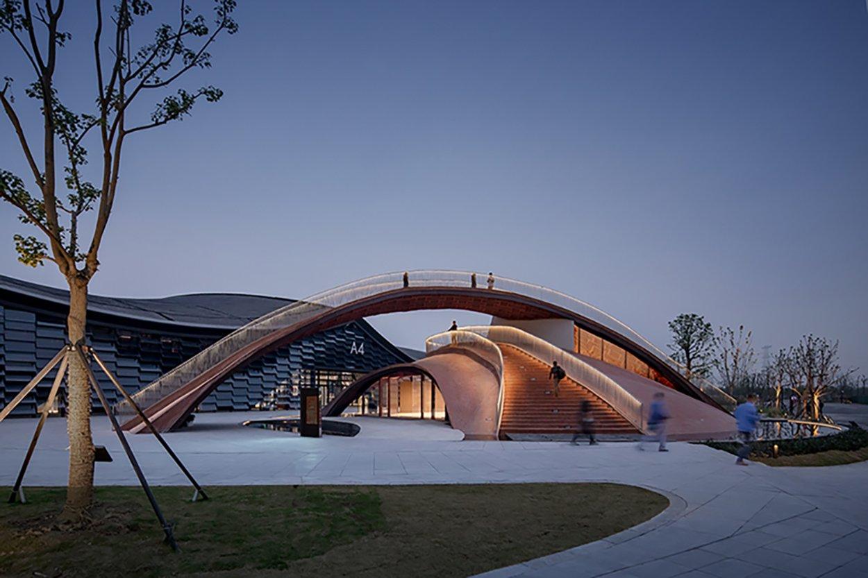 Red Pavilion Schran Images
