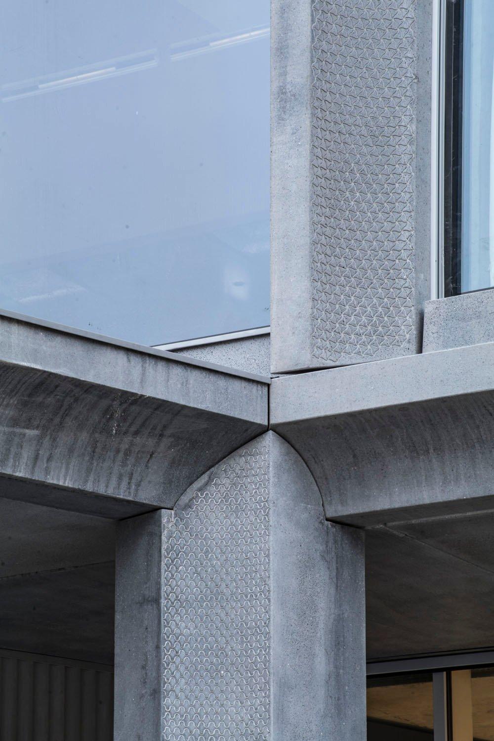 Facade detail Filippo Romano