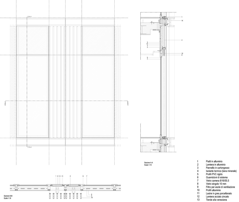 HEADQUARTER CHIESI_tipologia cellule A EFA studio di architettura}